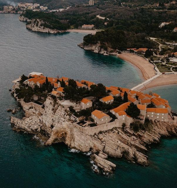 Visit Sveti Stefan Budva Montenegro