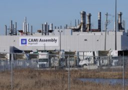 CAMI Assembly Plant in Ingersoll, Ontario