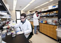 Yale University Research Lab