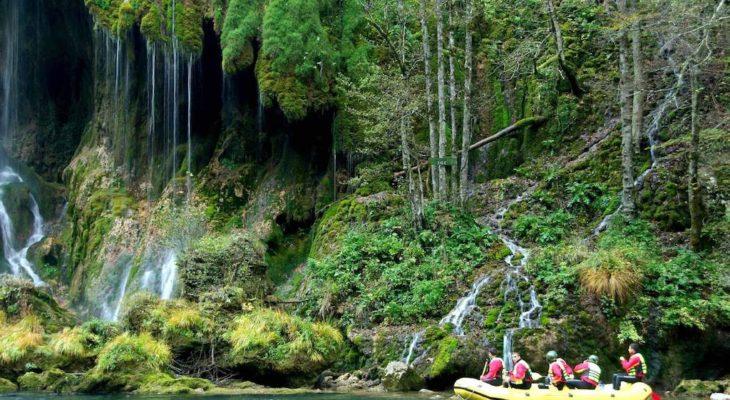Rafting Tara in Montenegro is the best white water adventure in Europe